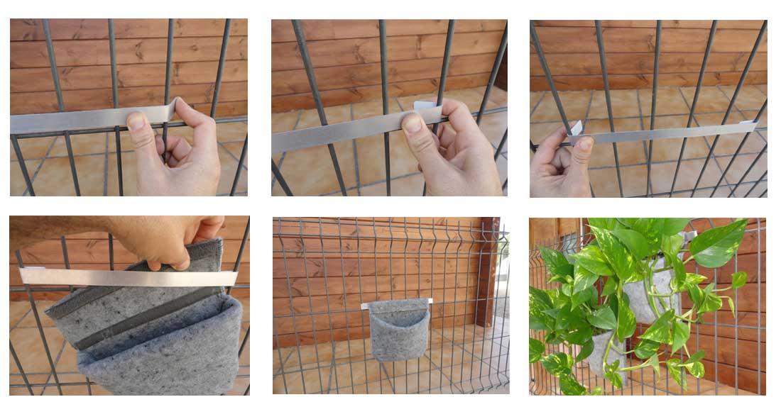 Cultivo vertical 1 contenedor 100 ecol gico for Jardin vertical liofilizado