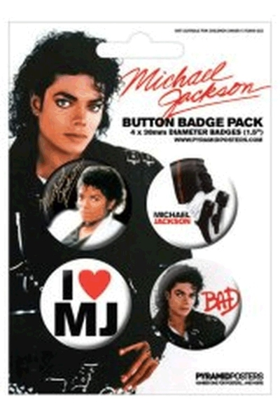 Pack Xapes Michael Jackson 38mm