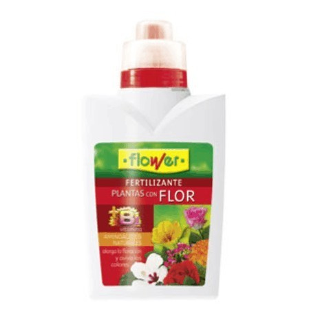 Fertilizante Plantas con flor Flower 300ml